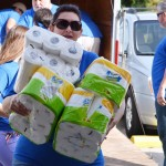 Delivering Donations
